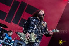 Cavalera Conspiracy @ Hellfest X - 2015 by Mauricio Melo Star Pictures Project on 500px