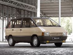 1984 Renault Espace J 11