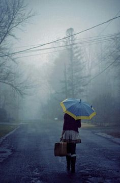 Leaving alone