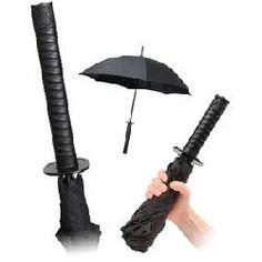 Samurai Sword Handle Umbrella