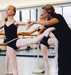 School of American Ballet.