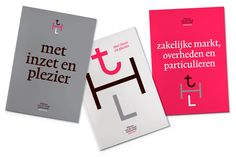 THL Advocaten Brand Identity - Erik de Vlaam Graphic Design