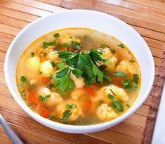 Top 4 cele mai bune supe fără carne! Alege rețeta preferată și savurez-o cu plăcere! - Bucatarul Cheeseburger Chowder, Food And Drink, Soup, Cooking, Healthy, Ethnic Recipes, Desserts, Photos, Sweets