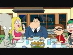 ▶ American Dad Roger's Best Bits - YouTube