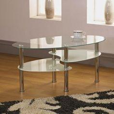 IFC Camilla 2 Shelf Oval Coffee Table  https://www.tradepricefurniture.co.uk/ifc-camilla-2-shelf-oval-coffee-table.html