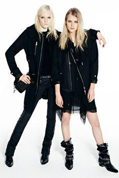 PRE-FALL 2014 - Couro, metalizados e key-pieces na #Diesel Black Gold - www.guiajeanswear.com.br - #GuiaJeansWear : O Portal do Jeans