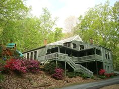 Lodge vacation rental in Asheville from VRBO.com! #vacation #rental #travel #vrbo