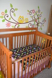 Adorable nursery! For the future kiddos