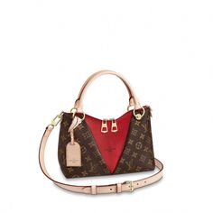View 1 - V Tote BB Monogram Canvas in Women s Handbags Top Handles  collections by Louis Vuitton 8b3055985dbab