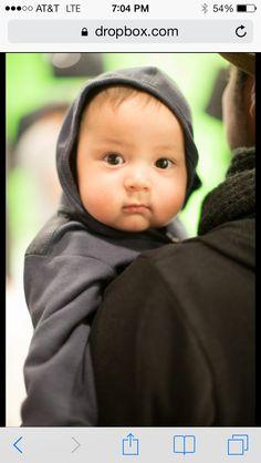 I ❤️ fat baby cheeks!!!