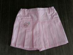 New KIDS TODAY Girls Pink Spring Summer Pleated Front Skort Skirt NWOT Sz 3T #KidsToday #Everyday eBay item number:  161629979133
