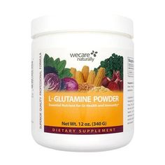LGlutamine Powder 12 oz Pharmaceutical Grade 100 pure fermented from plant essential nutrient for GI Health Immunity and wound healing ** Check this awesome product by going to the link at the image.