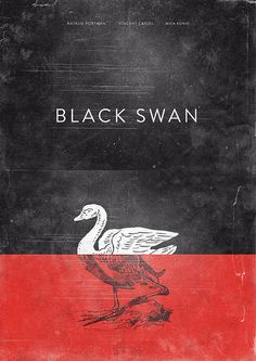 Black Swan Poster Redo-024/365 - The All Day Everyday Project   by Hannes Beer, via Flickr