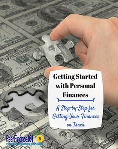 Getting started with your personal finances can be easy if you focus on these five biggest topics. Follow this step-by-step guide to getting started on your personal finance plan!