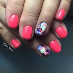 70 Best sea themed nails 2018