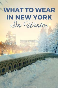 Planning a winter or Christmas in New York trip? NYC can get pretty cold! Use this guide for what to pack for NYC in December, January, February. Make sure you have what you need for an unforgettable trip to New York City no matter when you visit! Travel Route, Travel Usa, Travel Tips, Travel Packing, Holidays Around The World, Travel Around The World, Traveling Teacher, New York Winter, Us Travel Destinations