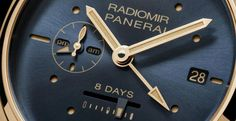 Panerai Radiomir 8 Days GMT Oro Rosso Review