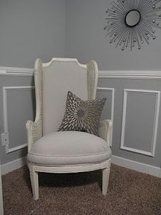 Truly step by step reupholstery instructions via Little Miss Penny Wenny