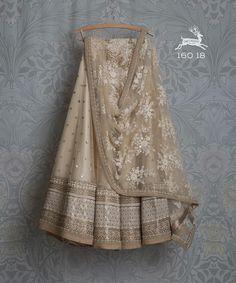Swati Manish - Available Lehengas Lehenga Gown, Lehnga Dress, Party Wear Lehenga, Indian Lehenga, Kids Lehenga, Anarkali, Desi Wedding Dresses, Lehenga Wedding, Pakistani Bridal Dresses