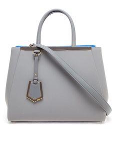 FENDI | '2 Jour' Neoprene Shopper Bag