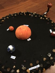 solar system model project with asteroid belt - photo #36