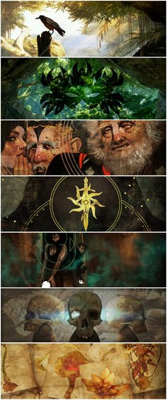 Dragon Age: Inquisition, Quest Banners