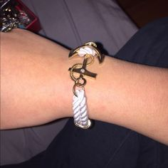 Anchor Bracelet Anchor, very cute. Jewelry Bracelets