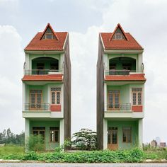 Homes in Vietnam : AccidentalWesAnderson (By temporality)