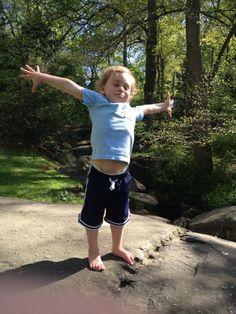 Tips on raising a spirited toddler