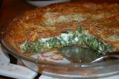 Genovese Tart from Fearless Kitchen - a good resource for medieval food recipes