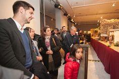 Inauguració del Betlem.  http://www.josemanuelprieto.es