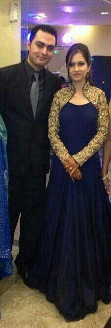 New dress designer colour ideas Pakistani Dresses, Indian Dresses, Indian Outfits, Indian Attire, Indian Wear, Types Of Dresses, Blue Dresses, Indian Designer Wear, Lehenga Choli