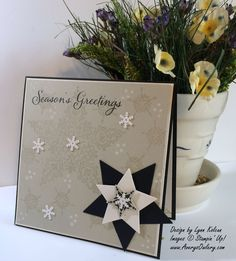 Stampin UP Bright and Beautiful Stamp set