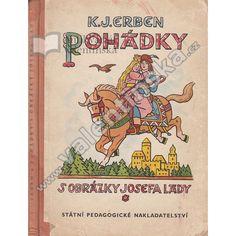 21 x 28 cm. 60 pages. 355 g. Childhood Memories, Fairy Tales, Literature, Family Guy, Retro, Prague, Children, Illustration, Books