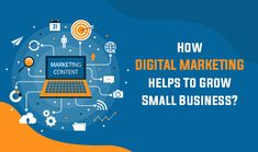 How Digital Marketing Helps in Growing Small Businesses - BestDevList Role Of Digital Marketing, Target Customer, Seo Consultant, Marketing Techniques, Business Look, Target Audience, Seo Services, Small Businesses