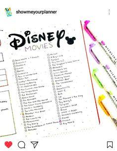 #showmeyourplanner #linstagram #découvert #génial #encore #dautre #idée #allez #voir #sur #que #jai #qui #est #et Encor... Brother Bear, Jai, Monsters Inc, Tarzan, Disney Movies