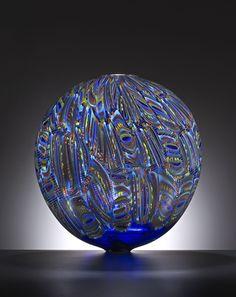 The Maestro's work now on view at Art Miami - Lino Tagliapietra