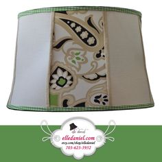 Buy one-of-a-kind custom lamp shades and unique shades by Sarasota lamp shades designer. High quality handmade lamp shades made for you.