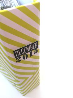 December Daily 2015 - cover & days 27 to 31 | Amanda Rose Zampelli