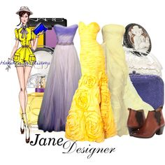 A fashion look from February 2014 featuring heeled booties, chain strap purse and white clutches. Browse and shop related looks. Disney Themed Outfits, Character Inspired Outfits, Disney Bound Outfits, Nerd Outfits, Cartoon Outfits, Cute Outfits, Disney Prom Dresses, Disney Dress Up, Nerd Fashion