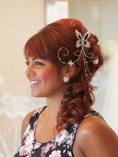Bridal Hair ideas by Elegance Bridal Coiffeur at out Wedding Fair 31st January 2016