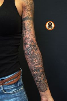 - artist - juankytattoo – artist -juankytattoo - artist - juankytattoo – artist - Mandala Tattoo Beautiful tattoos design ideas for your girlfriends - Bong Pret ✔ Tattoo Back Full Men Wonderful Full Design 63 Ideas flowers tattoo sle. Dotwork Tattoo Mandala, Mandala Tattoo Sleeve, Forearm Sleeve Tattoos, Tattoo Sleeves, Tattoo Arm, Hand Tattoos For Women, Sleeve Tattoos For Women, Tattoo Designs For Women, Boho Tattoos