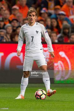 Amsterdam, Netherlands , European Qualifiers, WM-Qualifikation Europa, Group A, Matchday 3, Niederlande - Frankreich, 0:1, Antoine Griezmann