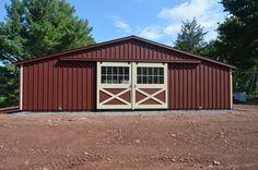 Modular Barns - J&N Structures