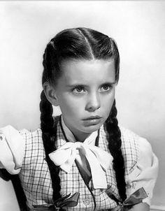 Margaret O'Brien as Mary Lennox (The Secret Garden)