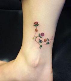 50 ideias de tatuagens extremamente delicadas | MdeMulher