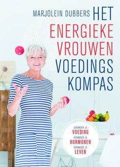 Winactie: Het energieke vrouwen voedingskompas – Marjolein Dubbers