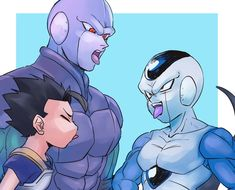 Dragon Ball Super   Hit   Frost   Kyabe   Cabe   Anime