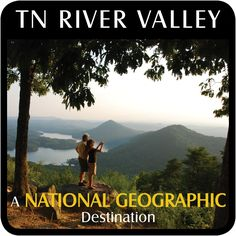 East Tennessee River Valley Geotourism MapGuide. Thanks National Geographic!! The international name recognition is a plus for rural destinations.