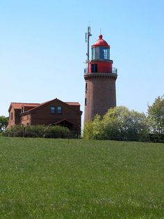 Bastorf Leuchtturm Buk - Baltic Sea, Germany